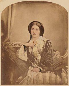 Isabella Beeton, ca. 1854